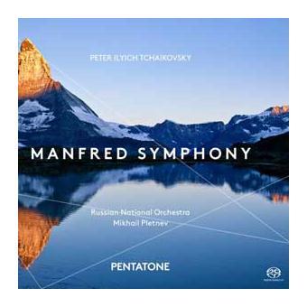 Peter Ilyich Tchaikovsky: Manfred Symphonie