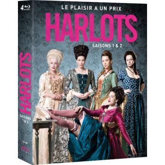 HarlotsCoffret Harlots Saisons 1 et 2 Blu-ray