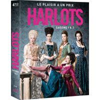 Coffret Harlots Saisons 1 et 2 Blu-ray