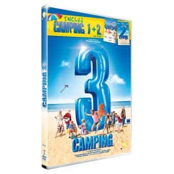 CampingCamping 3 Edition limitée DVD