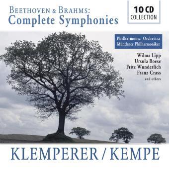 Beethoven / Brahms: Complete Sinfonies