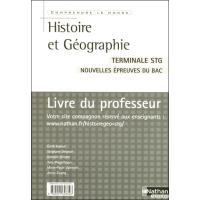 Histoire geographie term stg