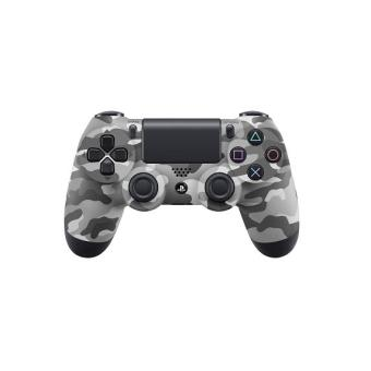 manette ps4 dual shock urban camouflage accessoire console de jeux achat prix fnac. Black Bedroom Furniture Sets. Home Design Ideas