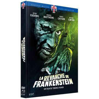 FrankensteinLa Revanche de Frankenstein Edition Collector Combo Blu-ray DVD