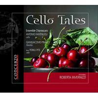 Cello tales/musique italienne pour violoncelle et theorbe