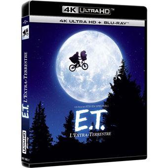 E.T. L'Extra-TerrestreE.T. l'Extra-Terrestre Blu-ray 4K