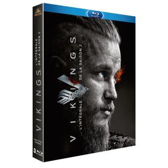 VikingsVikings Saison 2 Coffret Blu-ray