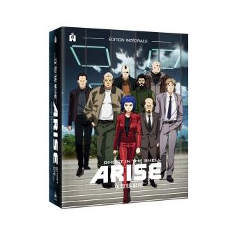 Ghost in the ShellGHOST IN THE SHELL ARISE-FR-3DVD