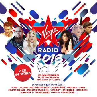 Virgin Radio 2018 Volume 2 Coffret