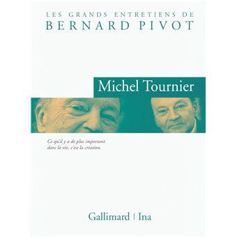 ENTRETIENT INEDIT DE MICHEL TOURNIER & BERNARD PIVOT/VF