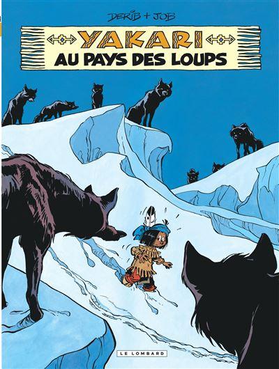 Yakari - Yakari au pays des loups (version 2012)