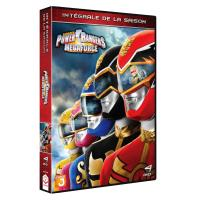 Coffret Power Rangers Megaforce DVD