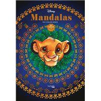 Art-thérapie Disney Mandalas