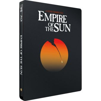 Empire du soleil/steelbook iconic edition limitee