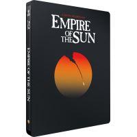 Empire du Soleil Edition limitée Steelbook Blu-ray