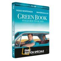 Green Book : Sur les routes du sud Steelbook Edition Spéciale Fnac Combo Blu-ray DVD