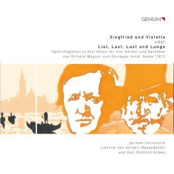 Siegfried Und Violetta Opéra