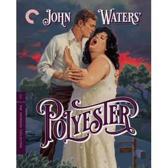 Polyester Blu-ray