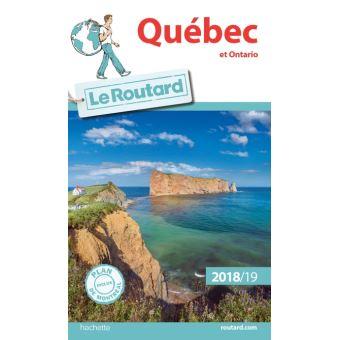 Guide du Routard Québec, Ontario et provinces maritimes