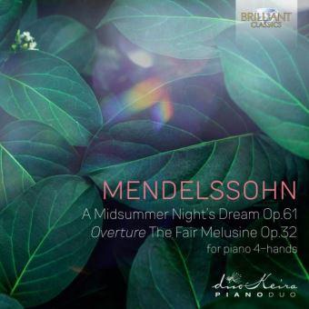 Mendelssohn: a midsummer night´s dr