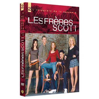 Les Frères ScottLes Frères Scott Saison 2 DVD