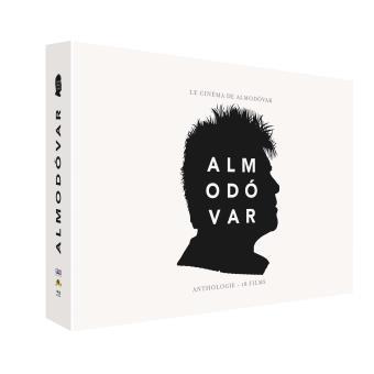 Le cinéma d'Almodovar Anthologie 18 films 17 Blu-ray + 1 DVD
