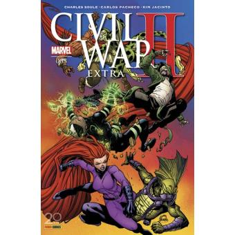 Civil warCivil War II Extra
