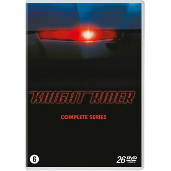 KNIGHT RIDER COMPLETE (26DVD) (IMP)