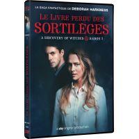 Le Livre perdu des sortilèges Saison 1 DVD
