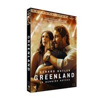 Greenland Le dernier refuge DVD