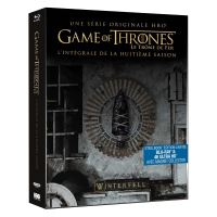Game of Thrones Saison 8 Steelbook Blu-ray 4K Ultra HD