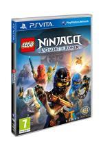 Lego Ninjago L'ombre de Ronin PS Vita