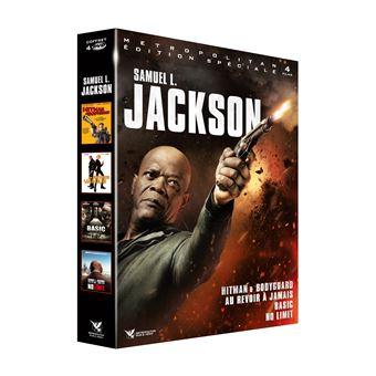 Coffret Samuel L. Jackson 4 Films DVD