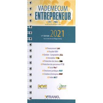 Vadémécum de l'entrepreneur 2018