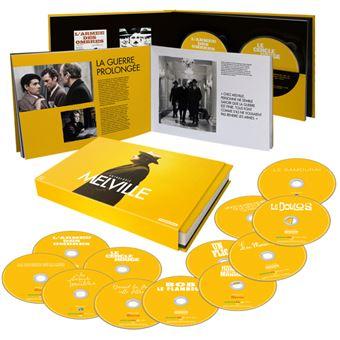 Coffret Melville L'Anthologie Edition Limitée Blu-ray