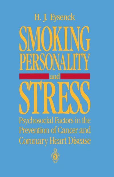 Smoking, personality and stress