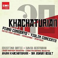 Spartacus - Gayaneh - Extraits - Concerto pour piano