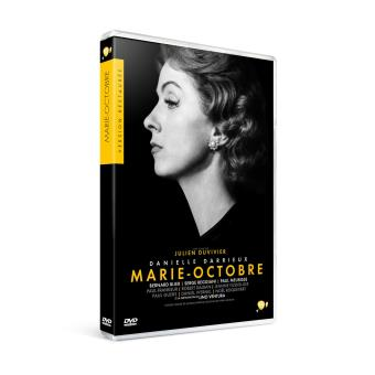 Marie Octobre Blu-ray