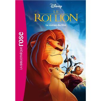 Le Roi lionLe roman du film
