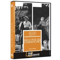 Sur la piste des Comanches DVD