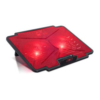 "Refroidisseur portable Spirit Of Gamer AirBlade 100 15.6"" Rouge"