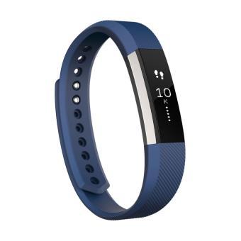 Bleu Bracelet Fitbit Connecté Alta Large eWD2EHI9Yb