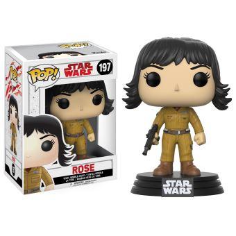 Figurine Funko Pop Star Wars Episode VIII The Last Jedi Rose