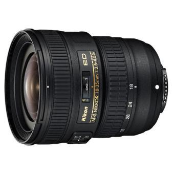 Nikon AF-S FX ED 18-35mm f/3.5-4.5 G-Series Nikkor Reflex Lens