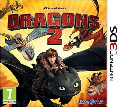 How to train your Dragon 2 3DS - Nintendo 3DS