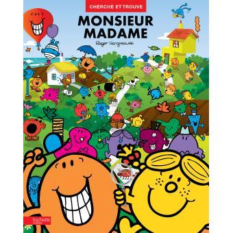Monsieur MadameCherche et trouve les Monsieur Madame - Volume 3