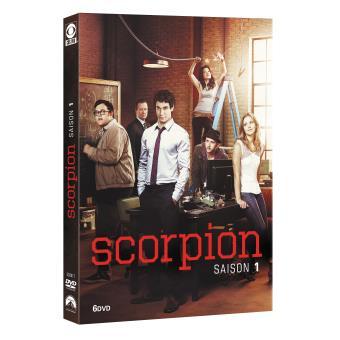 ScorpionScorpion - Seizoen 1 DVD-Box