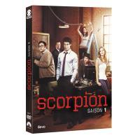 Scorpion - Seizoen 1 DVD-Box