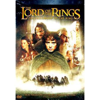 Le Seigneur des anneauxLa Communauté de l'Anneau - DVD Zone 1