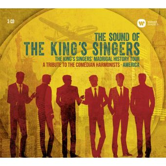 The Sound of the King's Singers Coffret Digipack